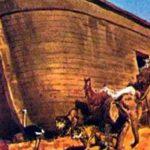 گفته شده که حضرت نوح « علیه السلام » از تمام جانوران یک جفت [نر و مادّه ] را در کشتی جا داده است امروز می نویسند بیش از ۸۰۰ هزار نوع حیوان وجود دارد . مگر کشتی نوح چه اندازه بوده که یک جفت از این تعداد در آن جا گرفته است ؟