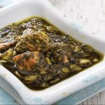 طرز تهیه خورش باقلا سبز