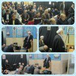 گزارش تصویری سخنرانی حجت الاسلام قرائتی در مسجد امام سجاد(ع)
