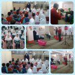 حضور تیم برنامه ساز در مسجدامام سجاد(ع)