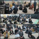 گزارش تصویری برگزاری دعای کمیل مسجد امام سجاد(ع)